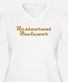 Restaurant Reviewer T-Shirt