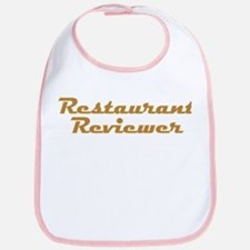 Restaurant Reviewer Bib