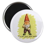 Gnome Got Your Back Magnet