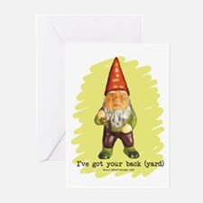 Gnome Got Your Back Greeting Cards (Pk of 10)