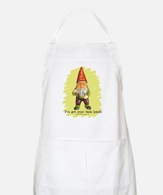 Gnome Got Your Back BBQ Apron