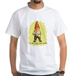 Gnome Got Your Back White T-Shirt
