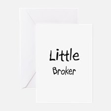 Little Broker Greeting Cards (Pk of 10)