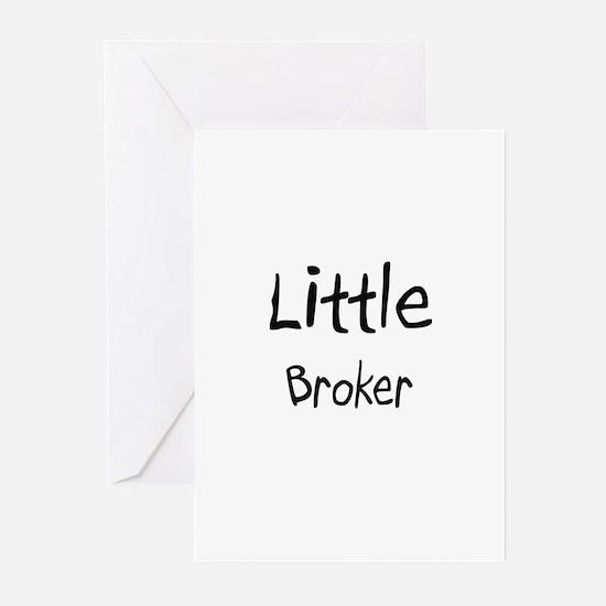 Little Broker Greeting Cards (Pk of 10)