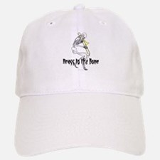 Brass To The Bone Baseball Baseball Cap