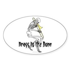 Brass To The Bone Decal