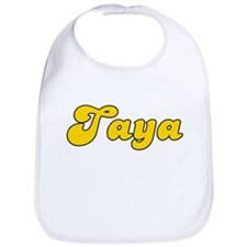 Retro Taya (Gold) Bib