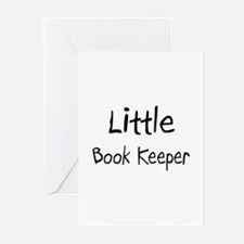 Little Book Keeper Greeting Cards (Pk of 10)