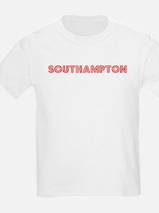 Retro Southampton (Red) T-Shirt