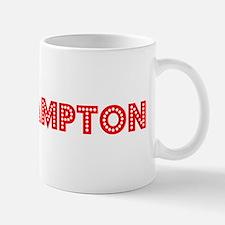 Retro Southampton (Red) Mug