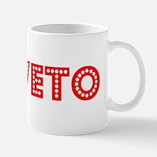 Retro Soweto (Red) Mug