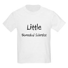 Little Biomedical Scientist T-Shirt