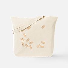 Cute Little Bandages Tote Bag