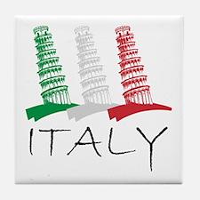 Tower of Pisa Italy Keepsake Box