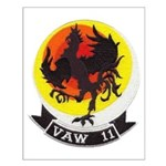 VAW 11 Early Elevens Small Poster