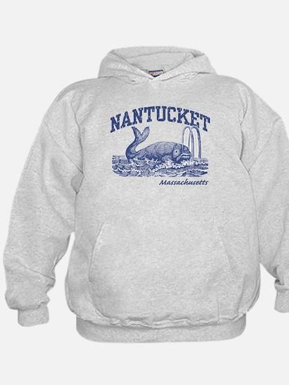 Nantucket Massachusetts Hoodie