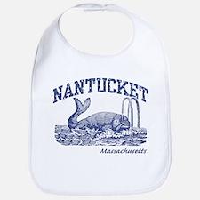 Nantucket Massachusetts Bib