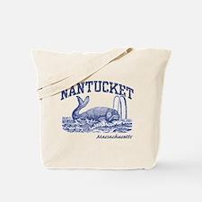 Nantucket Massachusetts Tote Bag