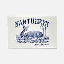 Nantucket Massachusetts Rectangle Magnet