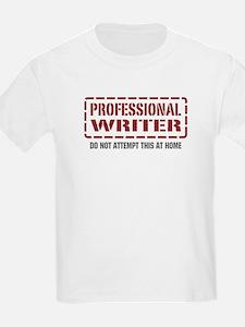 Professional Writer T-Shirt