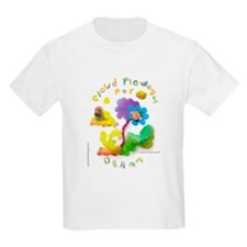 Cloud Flowers for Obama T-Shirt