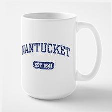 Nantucket EST 1641 Large Mug