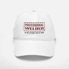 Professional Welder Baseball Baseball Cap