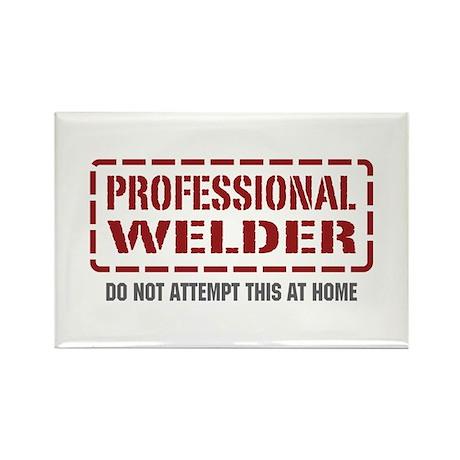 Professional Welder Rectangle Magnet (10 pack)
