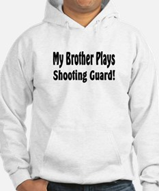 Cute Big brother basketball Hoodie
