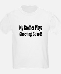 Cute Big brother basketball T-Shirt