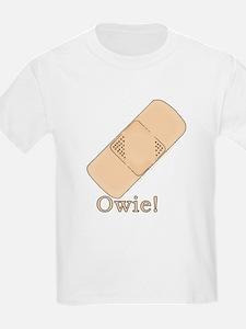 Cute Bandage Art T-Shirt