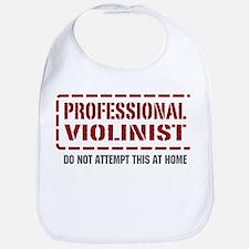 Professional Violinist Bib
