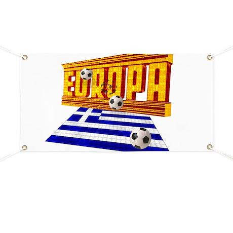 Europa Greece Banner