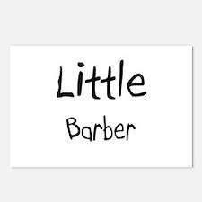 Little Barber Postcards (Package of 8)