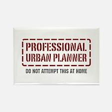 Professional Urban Planner Rectangle Magnet