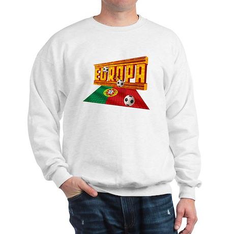 Portugal Europa Sweatshirt
