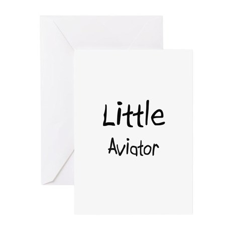 Little Aviator Greeting Cards (Pk of 10)