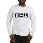 EAT SLEEP ROLLERBLADE Long Sleeve T-Shirt