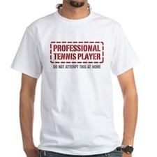 Professional Tennis Player Shirt