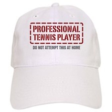 Professional Tennis Player Baseball Cap