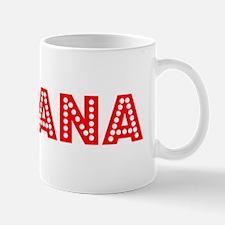 Retro Tijuana (Red) Mug