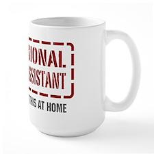 Professional Teaching Assistant Mug