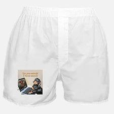 Lilys Computer Boxer Shorts