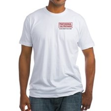 Professional Tax Preparer Shirt