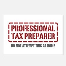 Professional Tax Preparer Postcards (Package of 8)