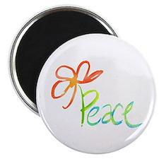Fresh Peace Magnet