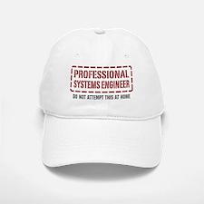 Professional Systems Engineer Baseball Baseball Cap