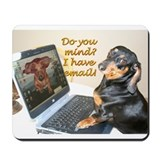 Dachshund Mouse Pads