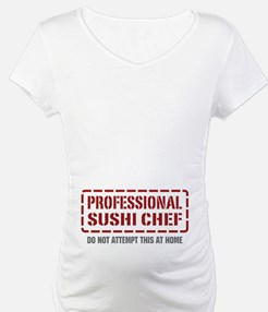 Professional Sushi Chef Shirt