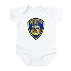 Union City Police Infant Bodysuit
